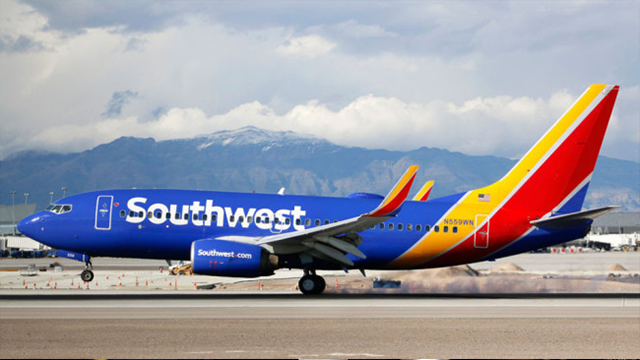 Southwest Airlines plans a new seasonal flight service from the Cincinnati/Northern Kentucky International Airport to Phoenix this spring. (Source: AP Images)