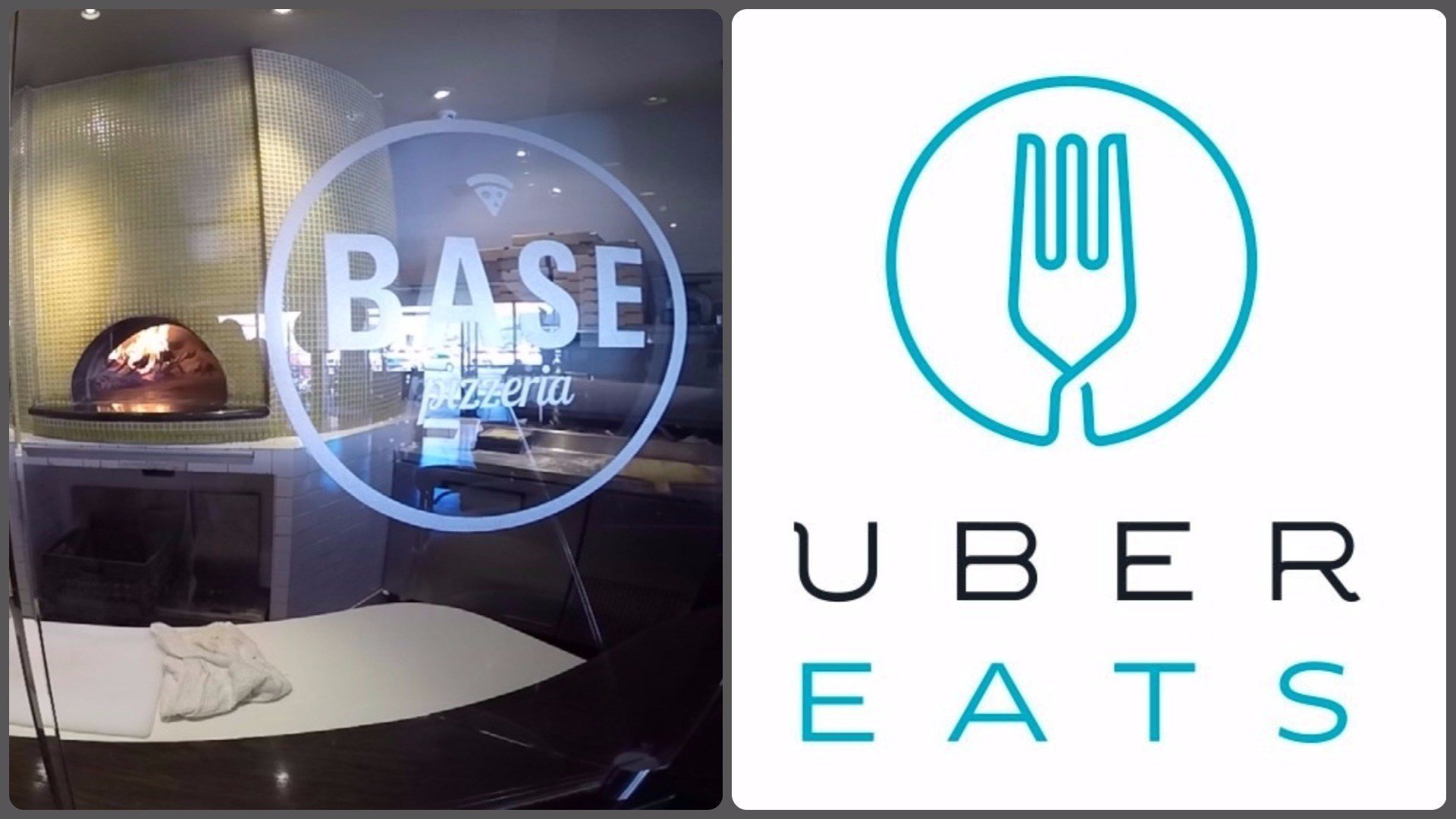 '[With Uber Eats], you don't have to drive by that strip mall to see [Base Pizzeria]; you can order food.'