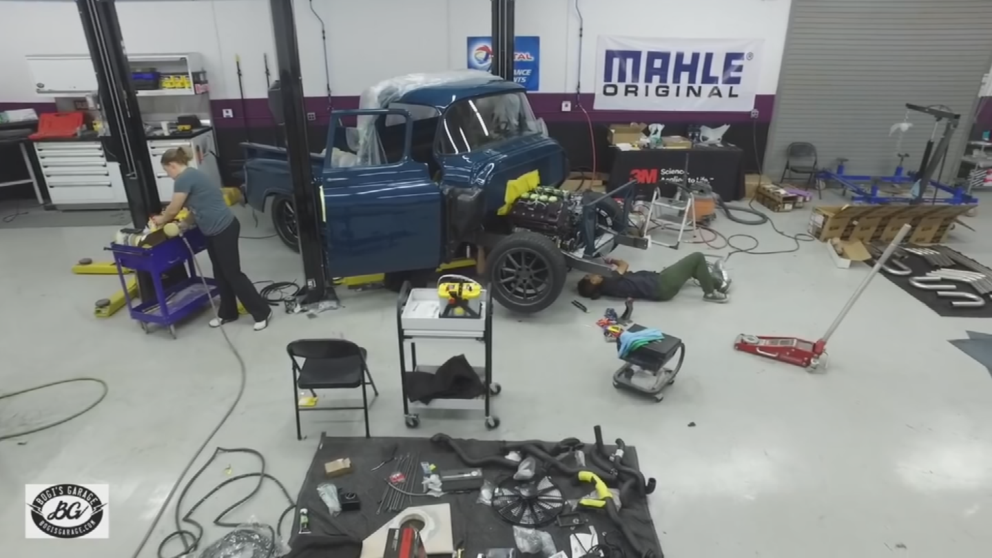 The truck should produce more than 400 horsepower. (Source: 3TV/CBS 5)