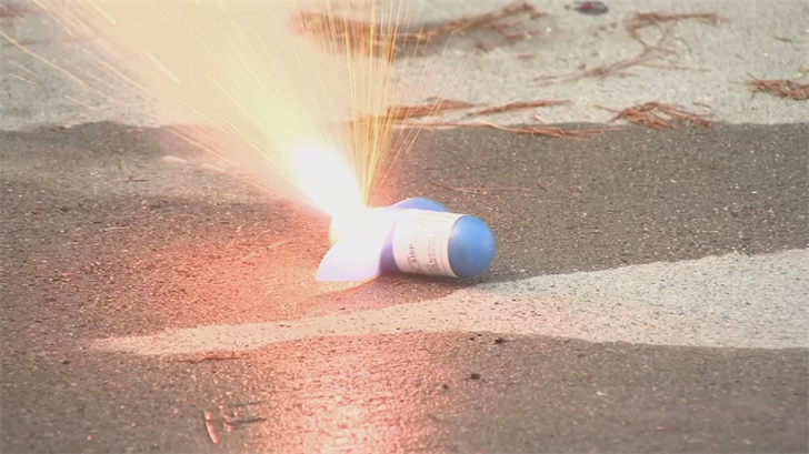 If you do plan on using fireworks, make sure you take all the necessary safety precautions. (Source: 3TV/CBS 5)