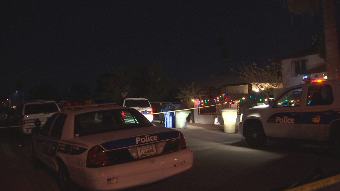 The Phoenix Police Department is investigating a shooting that left a man hospitalized late Wednesday night. (Source: 3TV/CBS 5)