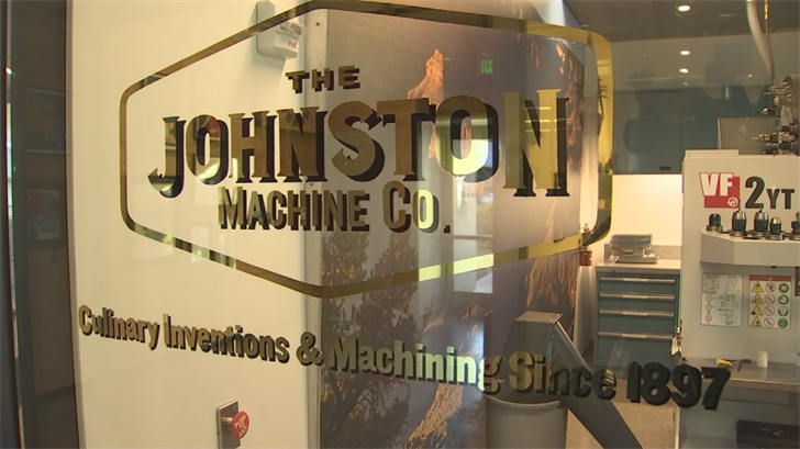 The Johnston Machine Company was created in 1897. (Source: 3TV/CBS 5)