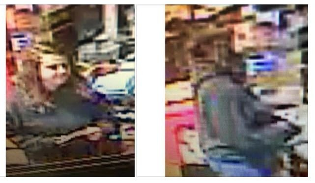 Surveillance photos of victim (Source: PCSO)