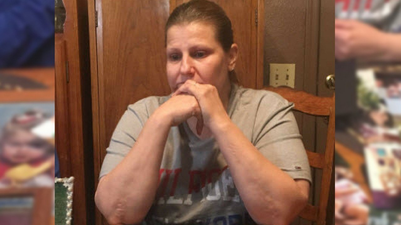 Mom of DesRay Lara, the woman killed in a hit and run crash on Hunt Hwy Thursday (Source: 3TV/CBS 5)