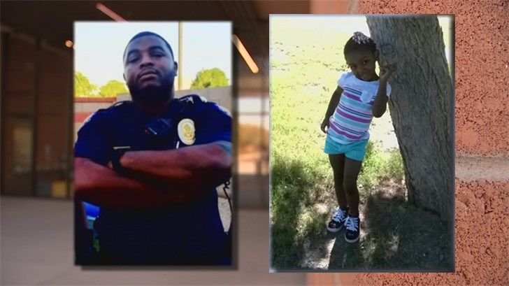 A former Phoenix police detective and his wife are due in court Tuesday morning following a grand jury indictmentinconnection with the death of his 7-year-old daughter. (Source: 3TV/CBS 5)