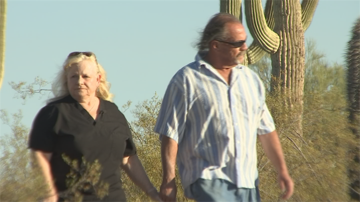 A couple got $45,000 back over a land dispute thanks to 3 On Your Side. (Source: 3TV)