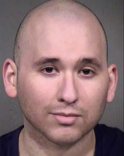 Robert Canales, 31 (Source: Arizona Attorney General's Office)