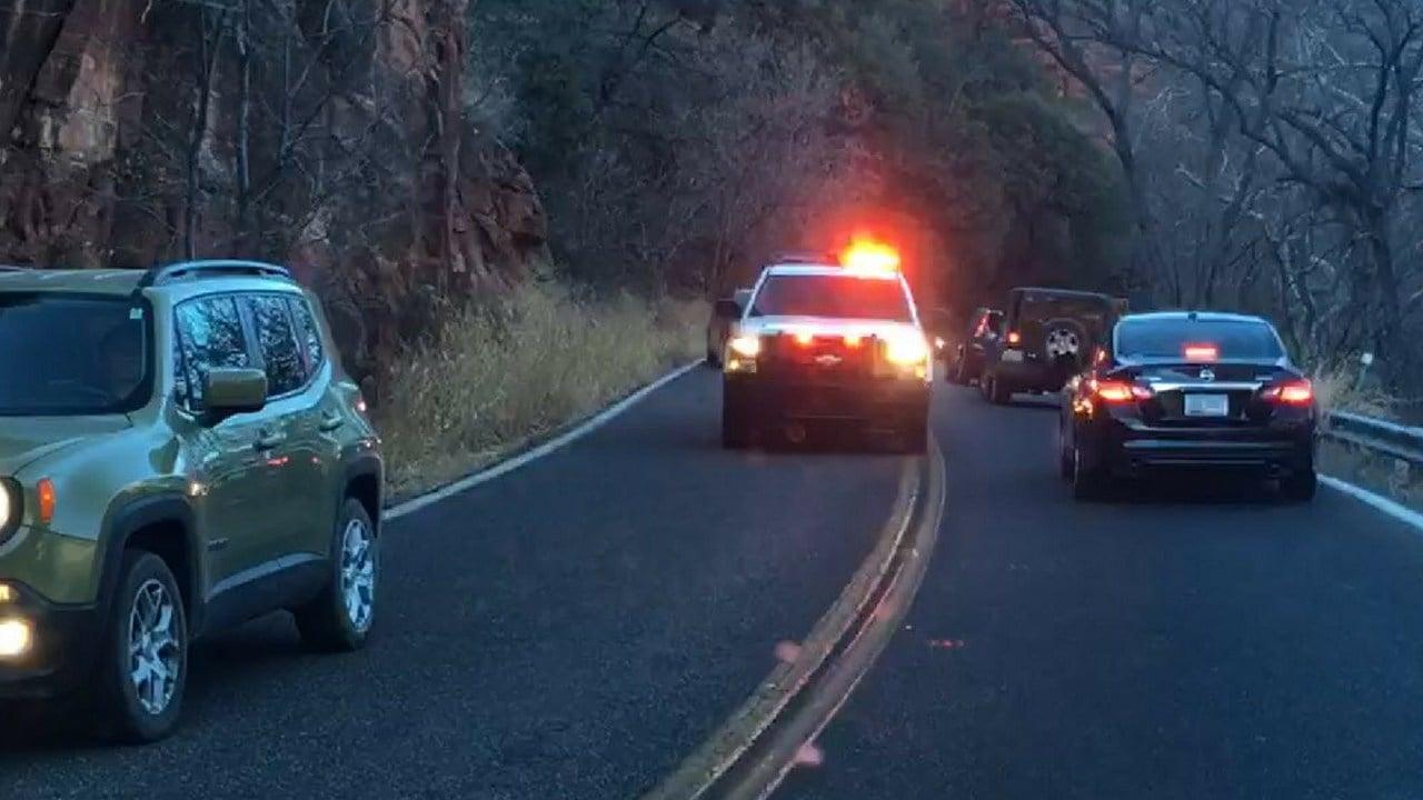Emergency crews arrive at scene on Highway 89A (Source: 3TV/CBS 5)
