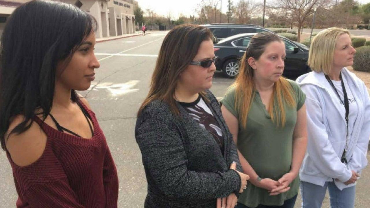 Four parents speak up about Imagine West Gilbert's decision to fire 6 teachers before winter break. (Source: 3TV/CBS 5)