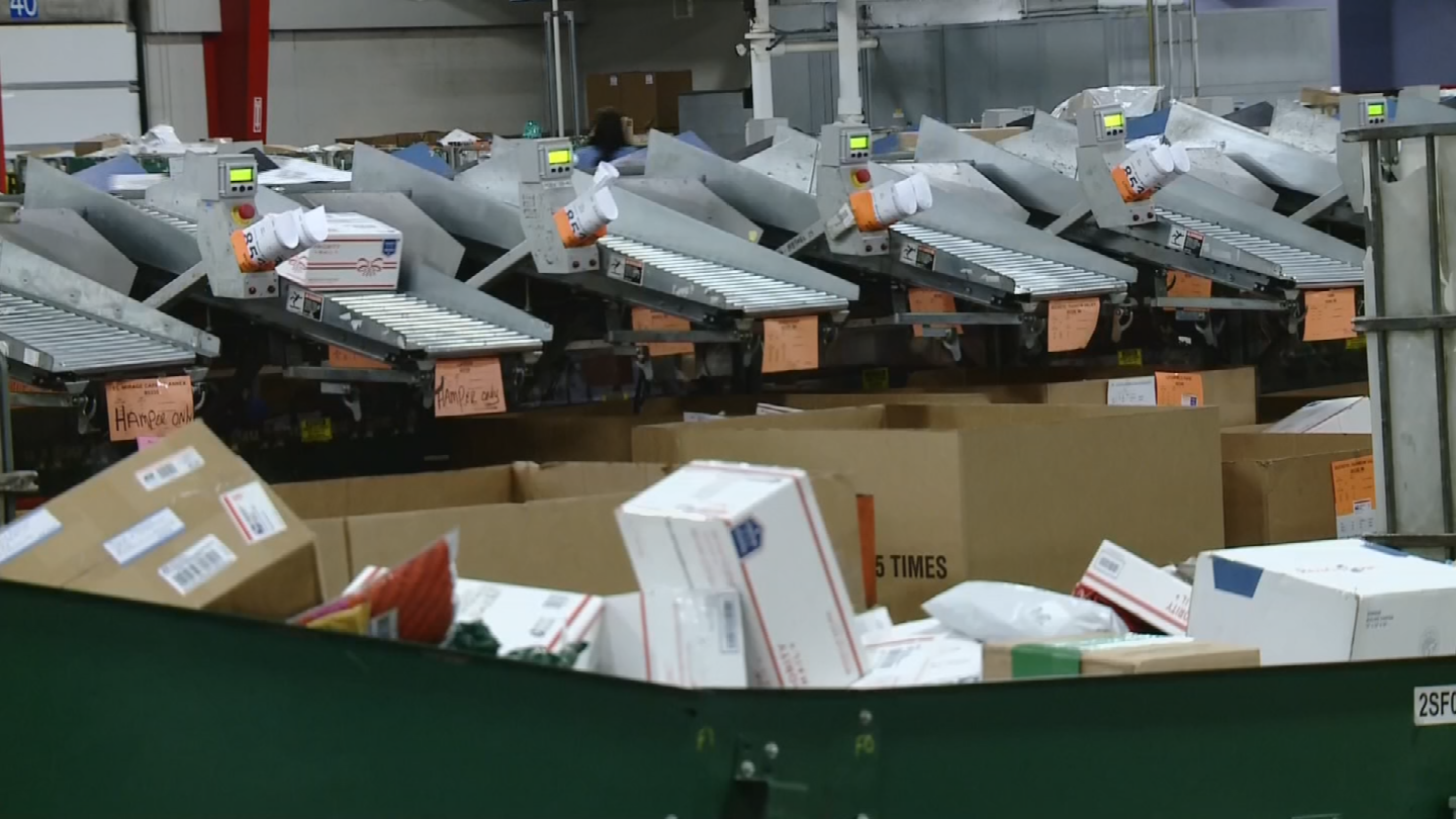 The reshipping scam is where the scammers get someone to take in packages that were likely bought with stolen credit cards and ship them somewhere else. (Source: 3TV)