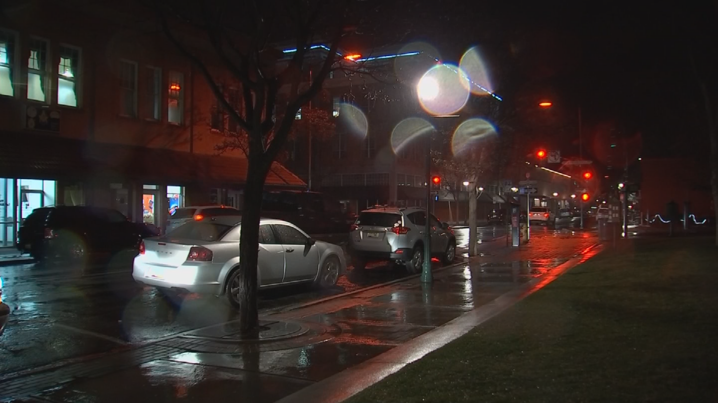 Flagstaff got hit with rain early as people hope for snow. (Source: 3TV/CBS 5)