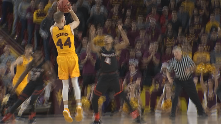 It's been a dream season for Justice and the Sun Devils. (Source: 3TV/CBS 5)