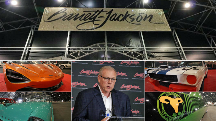 The 47th annual Barrett-Jackson is rolling back into Scottsdale this week with more than 1,700 rare and exotic cars. (Source: 3TV/CBS 5)