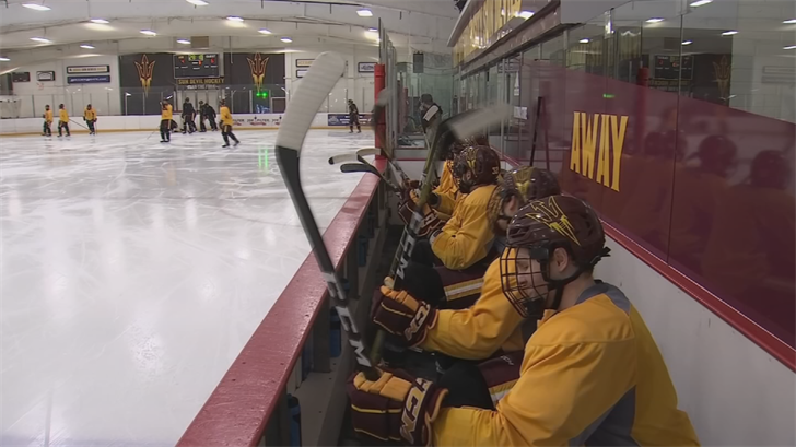 ASU head coach Greg Powers is creating a winning culture at ASU. (Source: 3TV/CBS 5)