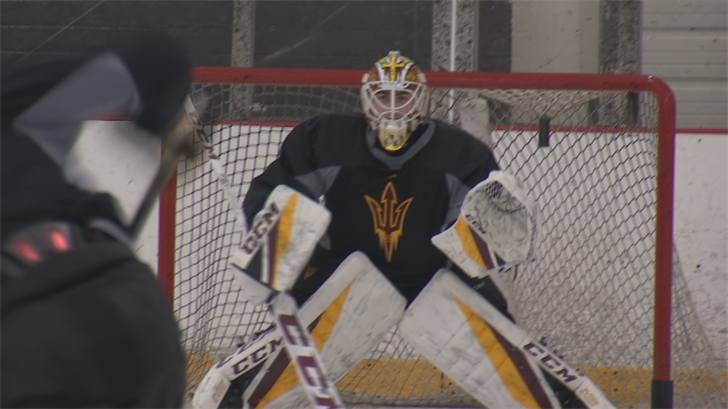 ASU is still under .500 on the season, but the win marks a turning point in the program. (Source: 3TV/CBS 5)