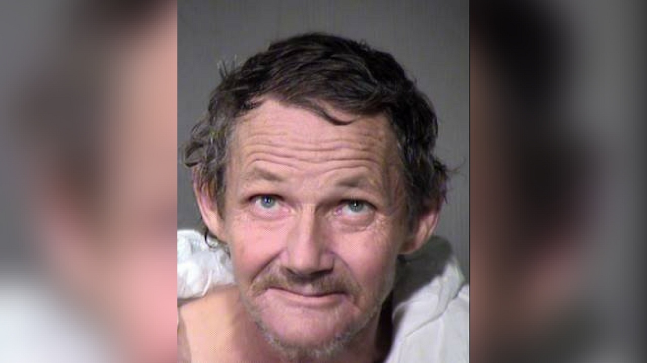 David Vipond, 60, charged with first-degree murder of his wife (Source: Maricopa County Sheriff's Office)