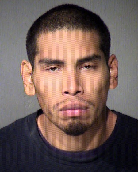 Allen Pedro. (Source: Maricopa County Sheriff's Office)
