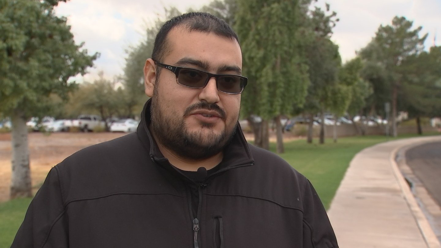'There are other families in the district that are facing struggles themselves, and so any way we could help eliminate their financial burden would be wonderful,' Rigo Gonzalez said. (Source: 3TV/CBS 5)