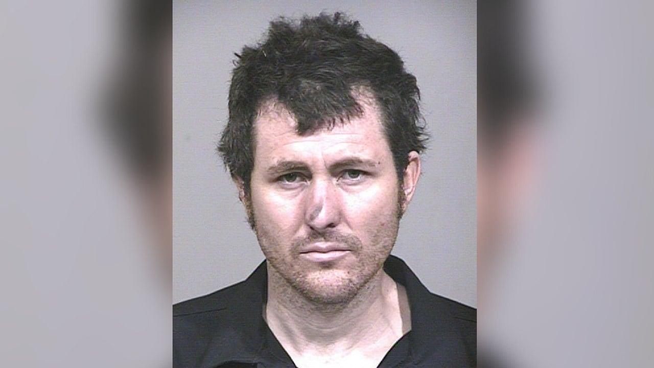 31-year-old Michael Mclain. 12 Jan. 2018 (Source: Scottsdale Police Dept.)