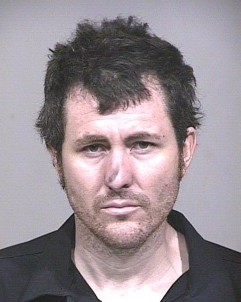 Michael Mclain. 12 Jan. 2018 (Source: Maricopa County Sheriff Dept.)
