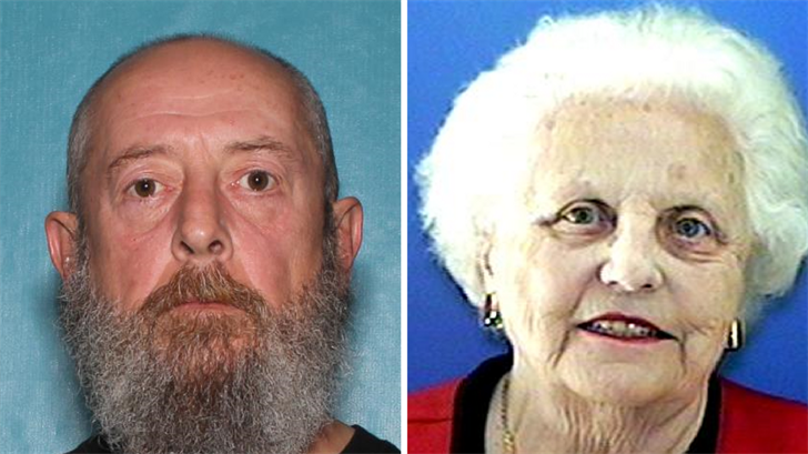 Police say Ricky L. Bailey (left) shot his mother-in-law Pearl Mary Merenyi and then killed himself on Friday, Jan. 12, 2018. (Source: Glendale Police Department)