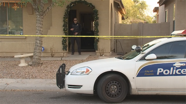 The toddler was pulled from the pool and died at the hospital. (Source: 3TV/CBS 5)