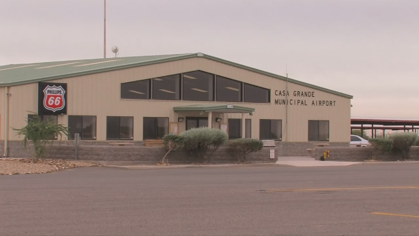 The Casa Grande Municipal Airport must allow skydiving, according to the FAA. (Source: casagrandeaz.gov)