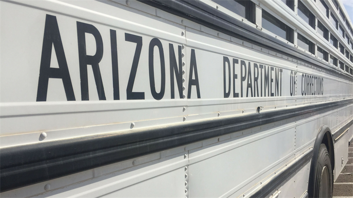 The Arizona Department of Corrections worked with Gov. Doug Ducey to add employment centers in prisons in a move to find jobs for prisoners and reduce Arizona's recidivism rate. (Source: Jenna Aronson/Cronkite News)