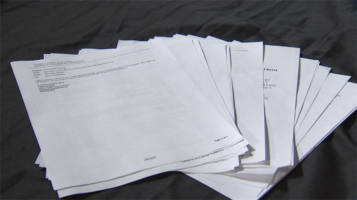The emails were obtained through a public records request by Jann-Michael Greenburg, a law school graduate and former SUSD student. (Source: 3TV/CBS 5)