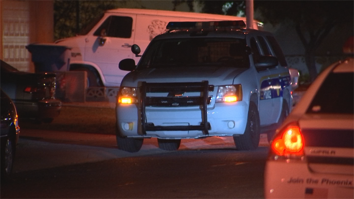 Police say the teen was hit in the calf. (Source: 3TV/CBS 5)
