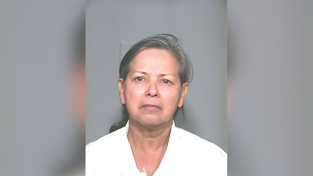 Elizabeth Ramirez, 59, charged with second-degree murder in the death of her mother (Source: Maricopa County Sheriff's Office)