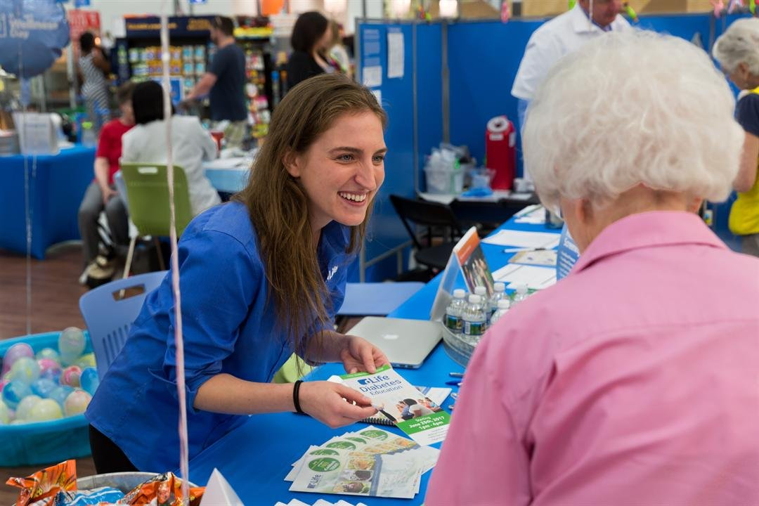 Augusta Walmarts host free health screenings