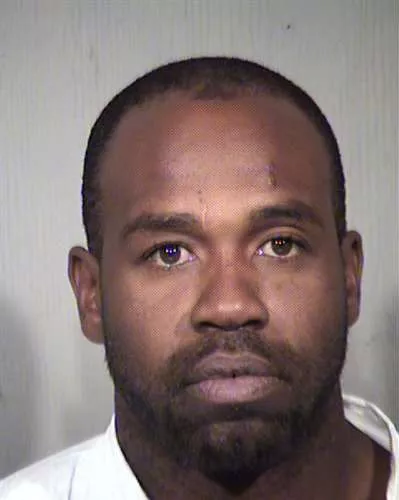 Cleophus Cooksey, 35, charged in multiple murders in the Phoenix area. (Source: Maricopa County Sheriff's Office)