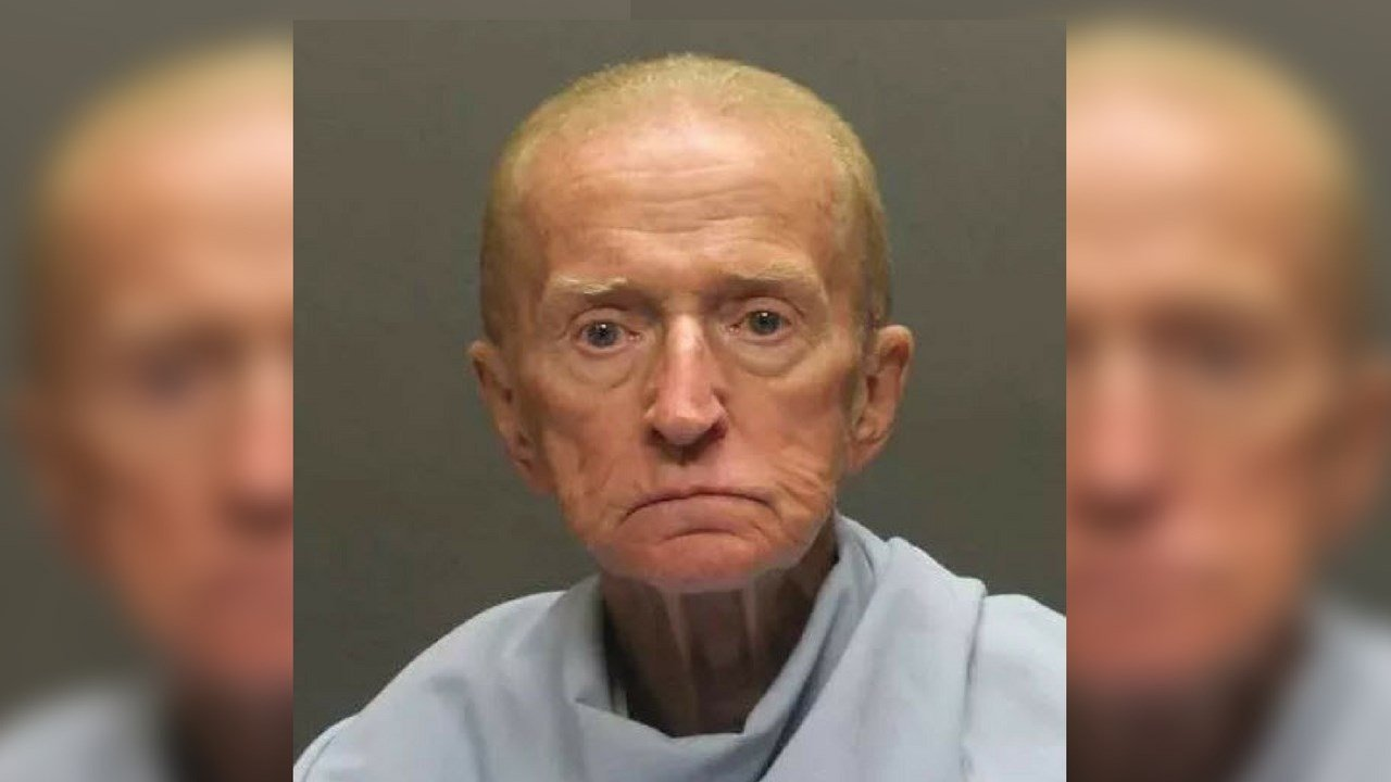 Police arrested 80-year-old Robert Francis Krebs in connection an armed robbery at the Pyramid Federal Credit Union on Oracle Road. (Source: Tucson Police Department).