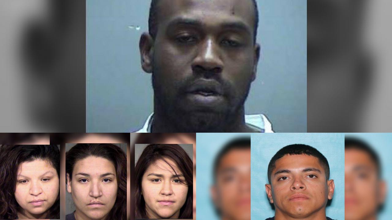 Arizona man 'killed nine people in three weeks', police say