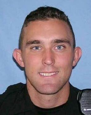 Glendale police officer Anthony Holly. (Source: Glendale PD)