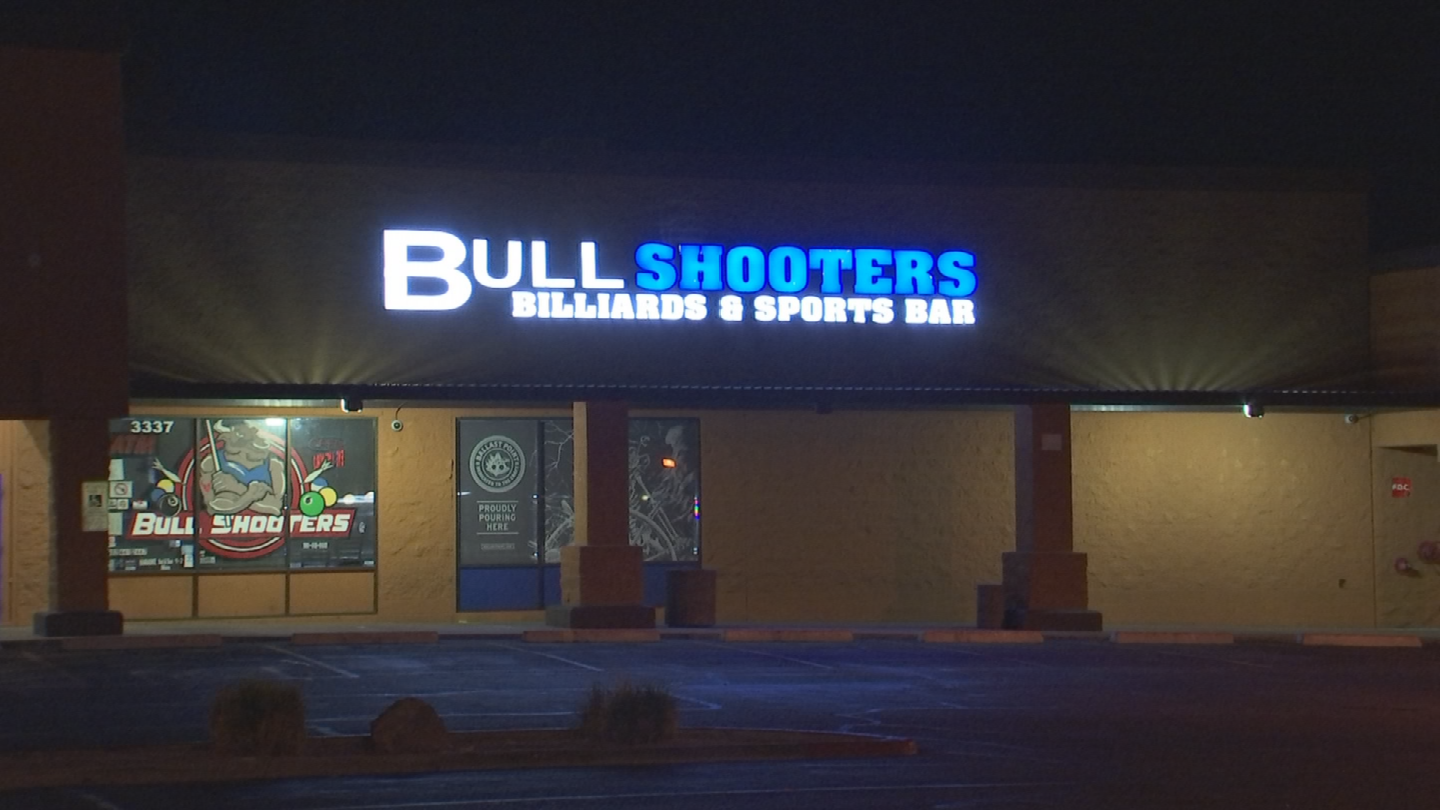 Police said the incident started at the Bull Shooters Bar near Peoria and 35th avenues. (Source: 3TV/CBS 5)