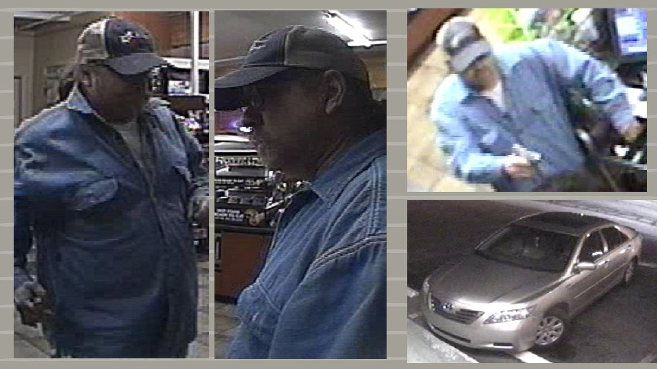 Scottsdale police asked for the public's help in identifying Allds after he robbed a Circle K at 8140 E. Indian School Road. (Source: Scottsdale PD)