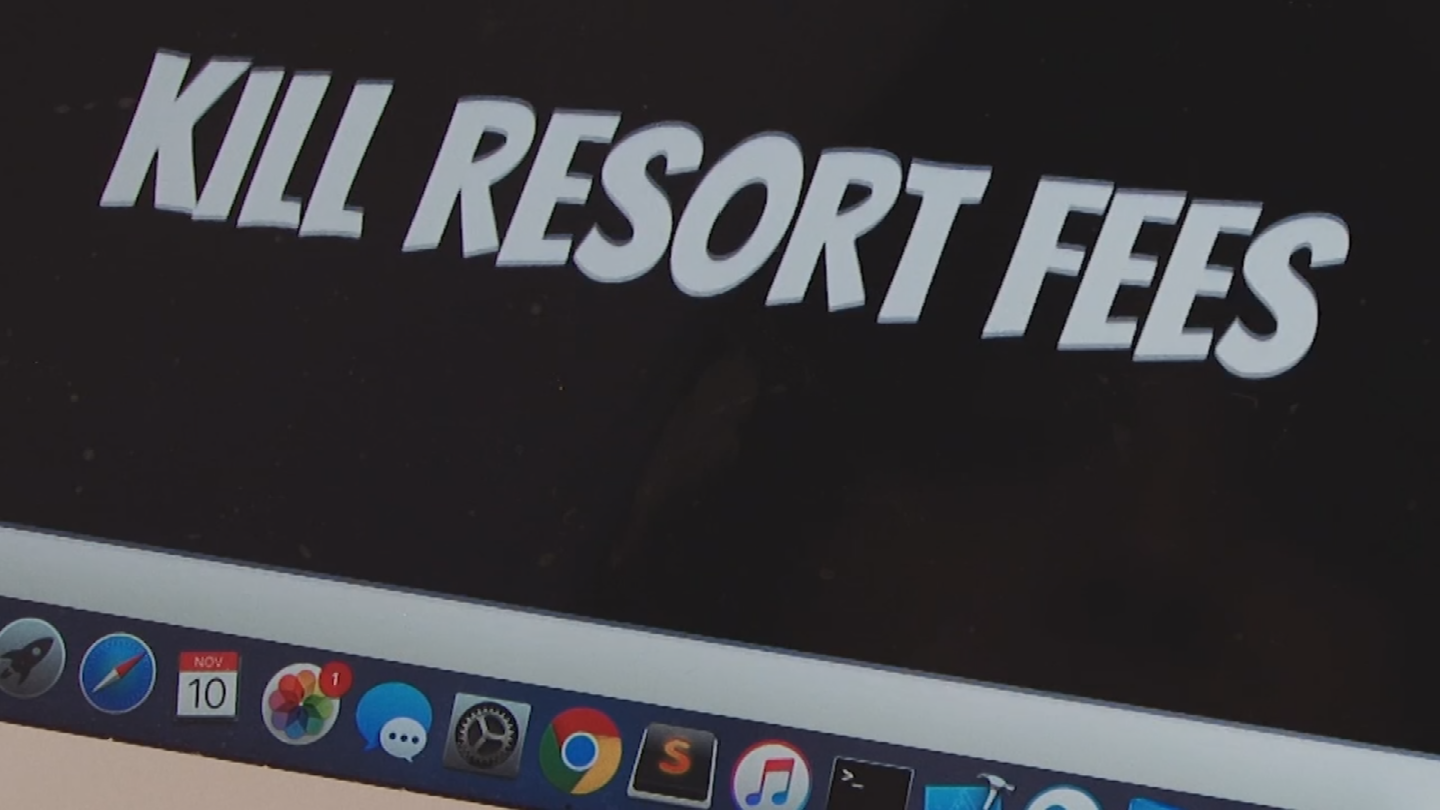 She was so upset by her own experience, she started a consumer website called KillResortFees.com to share her tips on how to fight resort fees. (Source: 3TV/CBS 5)