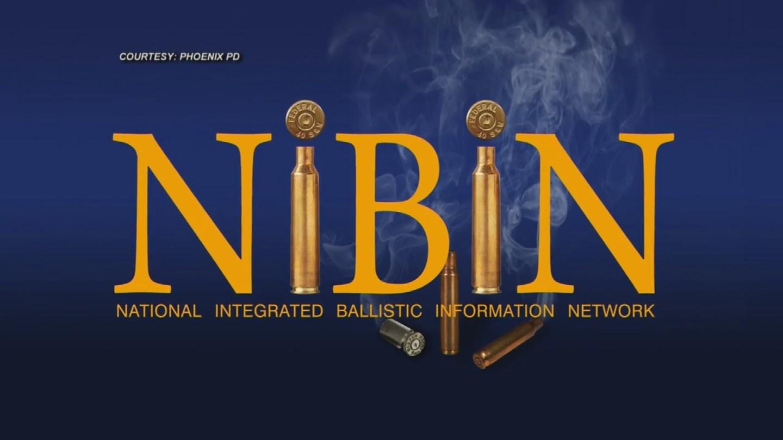 National Integrated Ballistic Information Network. 19 Jan. 2018 (Source: 3TV/CBS 5 News)