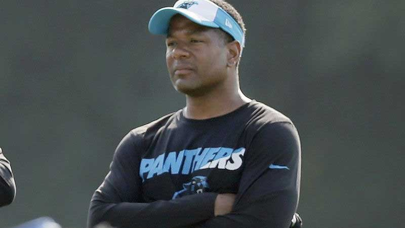 Steve Wilks (Source AP File photo)