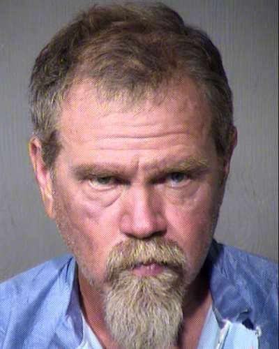 Matthew D. Hall, 52. 22 Jan 2018 (Source: Maricopa County Sheriff's Office)