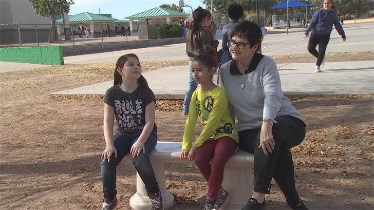Teachers are also encouraging kids to speak up when bullying happens. (Source: 3TV/CBS 5)
