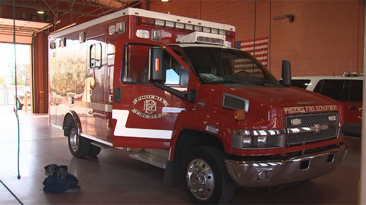 The program frees up ambulances that may need to be dispatched to life-threatening situations. (Source: 3TV/CBS 5)