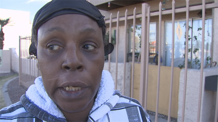 May called her landlord who told her to call the HOA but when she called the HOA they told her it was her landlord's problem. (Source: 3TV/CBS 5)