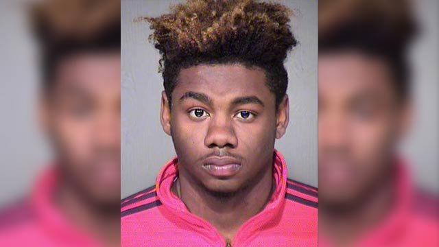 A teen accused of sexually assaulting multiple victims in the Hamilton High School hazing incident is scheduled to appear in court Tuesday morning. (Source: Maricopa County Sheriff's Office)