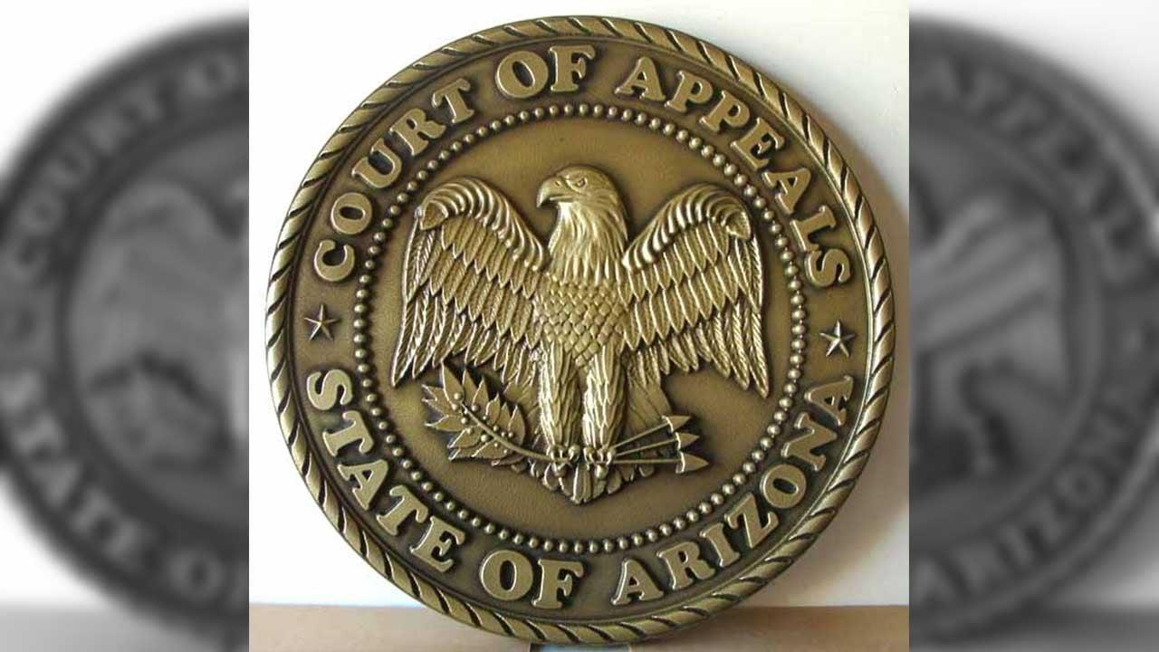 Arizona Court of Appeals (Source: azgovernor.gov)