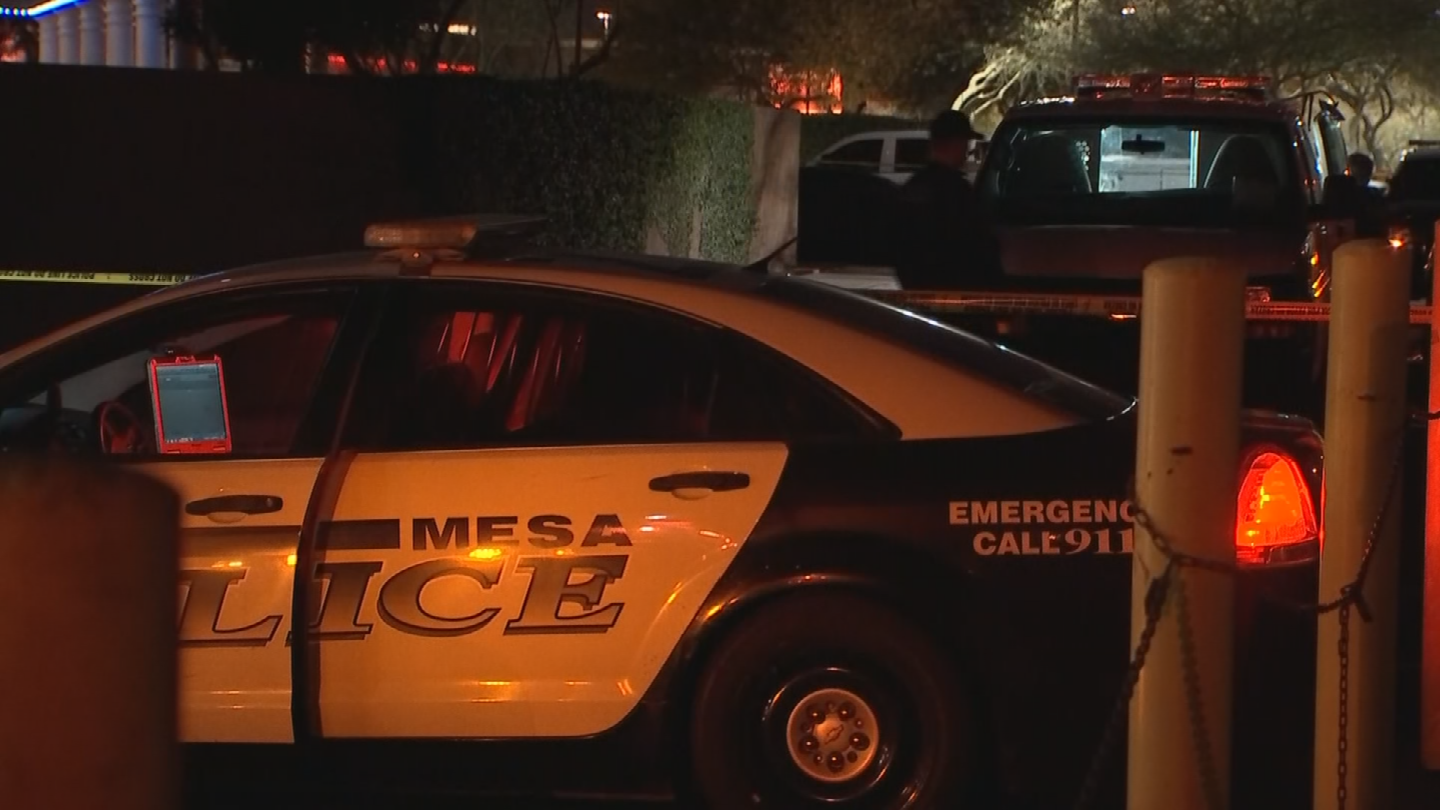 Police believe the man and a woman died in a murder-suicide. (Source: 3TV/CBS 5)