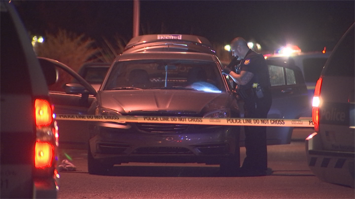 A man is in the hospital with life-threatening injuries after he was shot in southwest Phoenix late Tuesday night, according to police. (Source: 3TV/CBS 5)