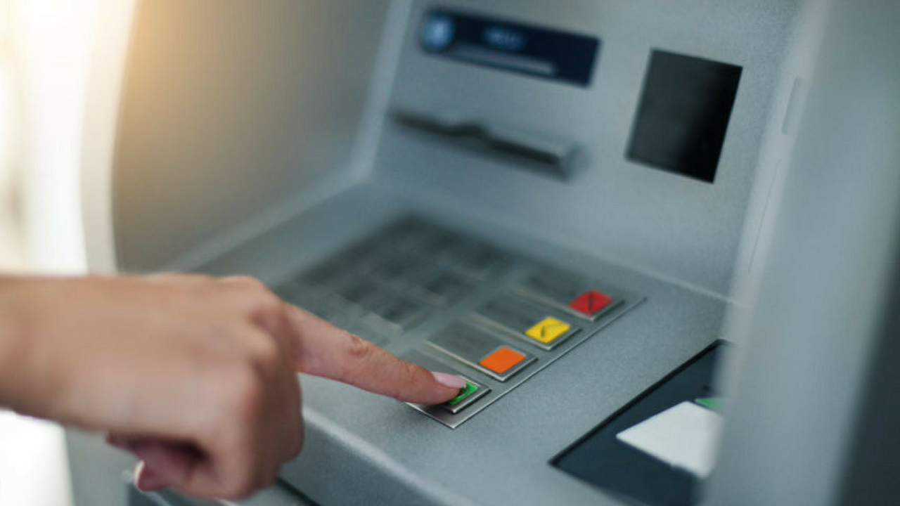 A generic file photo of an ATM. (Source: dasha11 / 123RF Stock Photo)